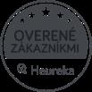 Heureka -  Overené zákazníkmi